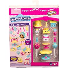 Happy Places Shopkins Season 3 Decorator Pack - Party Time Kitty