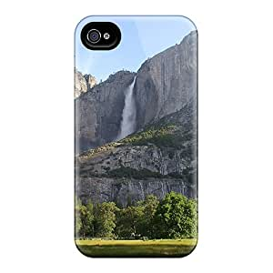 Rugged Skin Cases Covers For Iphone 6- Eco-friendly Packaging(yosemite Falls)