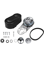 amazon plete clutch sets clutches parts automotive 1946 Chevy Car go kart torque converter clutch system replacement set kit