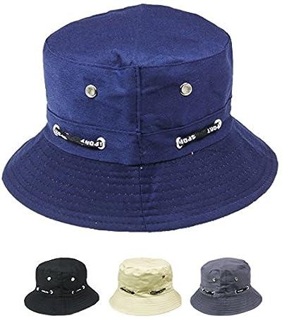123ca14c272 Amazon.com   DD Men s Assorted Color Bucket Hat(pack Of 72)   Beauty