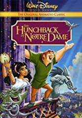 "Inspired by Victor Hugo's classic novel, Disney brings the heroic adventures of Quasimodo, the gentle and lonely bell ringer of Notre Dame, to spectacular life. This critically acclaimed Disney masterpiece is an ""uplifting, thrilling story wi..."