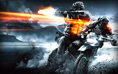 Price comparison product image Battlefield 1 2 3 4 poster 40 inch x 24 inch