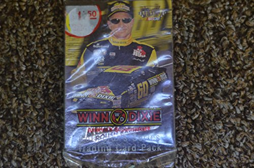 unopened-winn-dixie-collectors-series-trading-card-pack