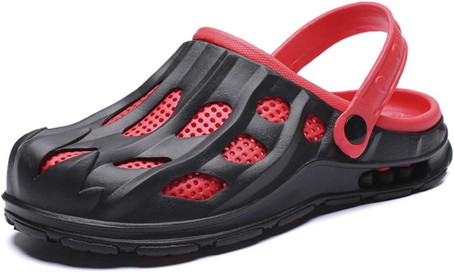 BSTLY Chaussures Trou Pantoufles De Plage été Sandales Pour