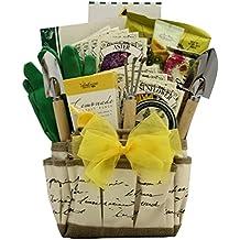 GreatArrivals Gift Baskets Garden Serenity Gift Basket, 3 Pound