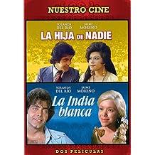 La Hija De Nadie/ La India Blanca - Double Feature