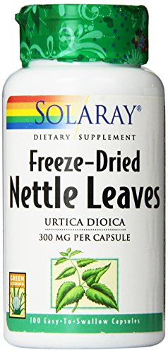 The 10 best nettle leaf capsules natures way 2020