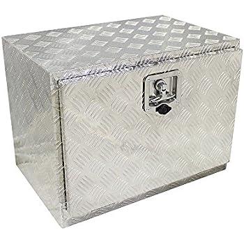 Amazon.com: 24 ALUMINUM TRUCK TOOL BOX UNDERBODY TRAILER
