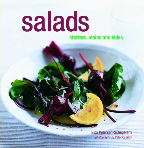 Salads: Appetizers, Entrees, and Sides