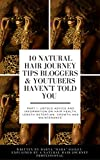 The Natural Hair Journey Struggle is Reallll Ladies...As we continue to make public the information we have in achieving healthy longer afro texture hair;we will continue to proudly embrace our natural beauty in it's true form. This book pro...
