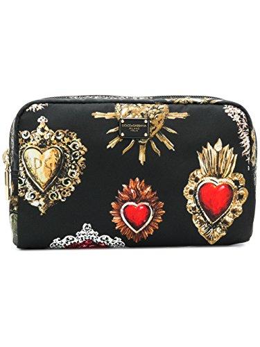 Dolce E Gabbana Women's Bi0929an968hnm69 Black Polyamide Beauty - Gabbana Dolce Official And