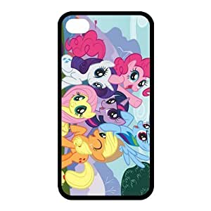 Customize Cartoon Series My Little Pony Back Case for iphone 4,4S JN4S-1221