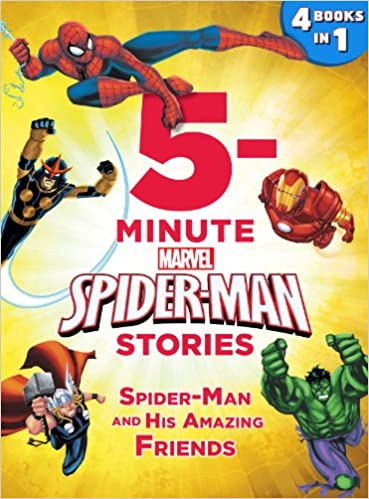 5-Minute Spider-Man Stories: Spider-Man and his Amazing