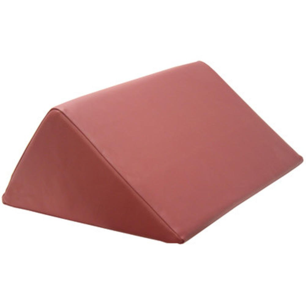 Therapist's Choice® Triangle Massage Bolster Extra Large, 19'' x 12'' x 20'' x 15.5'', (Burgundy)