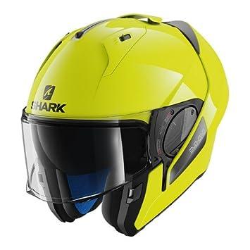 Shark casco Moto evo-one 2 hi-visibility Yky, amarillo, ...