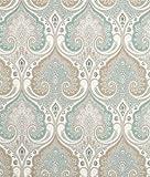 Kravet Latika Seafoam Home Decor Drapery Fabric & Upholstery Fabric By The Yard