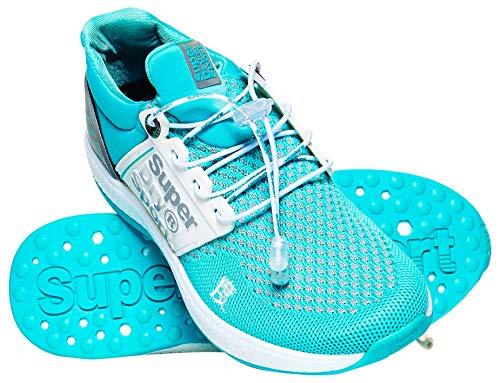 Zapatillas Mujer Superdry Aqua Para white grey gw0qFAaOq