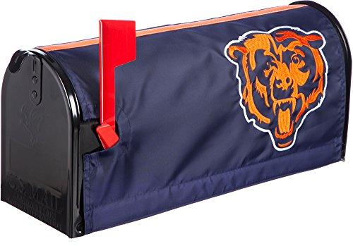 Team Mailbox Cover (Team Sports America NFL Chicago Bears Mailbox Cover, Blue)