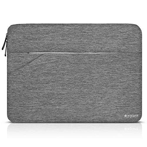 Laptop Sleeve 15.6 inch, Egiant Slim Water-Resistant Noteboo
