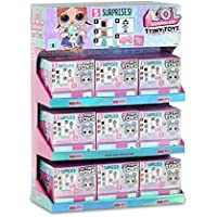 18-Pack L.O.L. Surprise Tiny Toys Full Series 1Build a Tiny Glamper