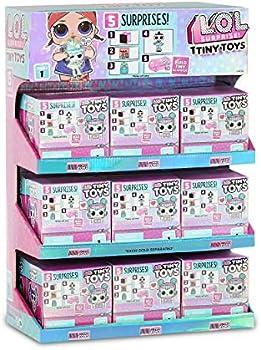 18-Pack L.O.L. Surprise Tiny Toys Full Series 1Build a Tiny Glamper