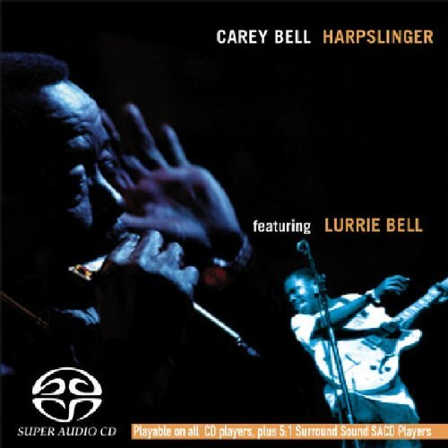 Harpslinger by Carey Bell (2004-08-03)