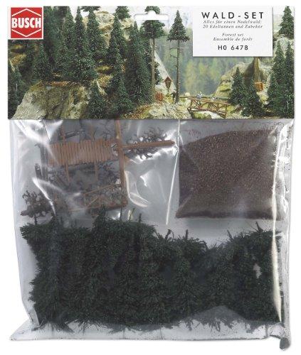 Busch 6478 - Wald-Set