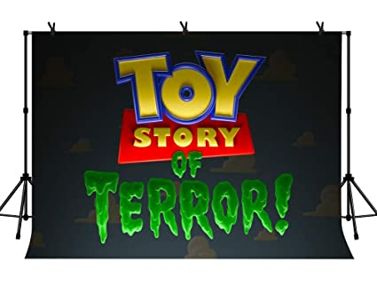 EdCott 7x5ft Tema terrorista Backdropn de Toy Story of ...