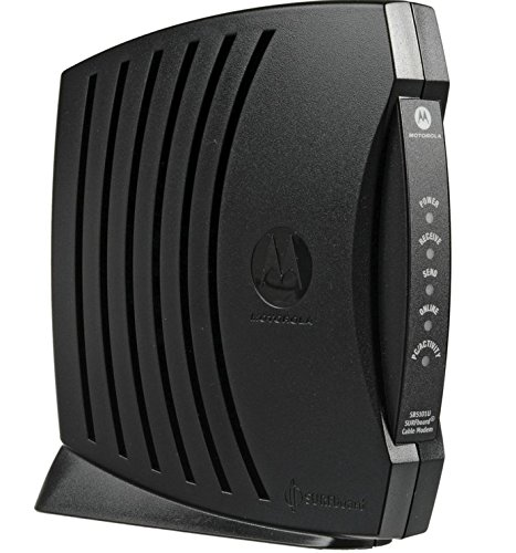 ARRIS / Motorola SURFboard SB5101U DOCSIS 2.0 Cable Modem image