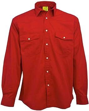 Lemon & Soda - Camiseta de Manga Larga para Hombre (100% algodón ...