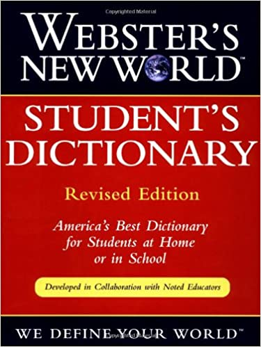 Webster's New World Student's Dictionary: Jonathan L