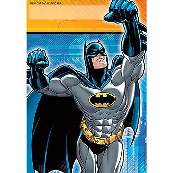 Bolsas Chuches/Juguetes Batman (8): Amazon.es: Juguetes y juegos