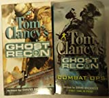 Tom Clancy's Splinter Cell , Ghost Recon, Endwar Series 9 Book Set