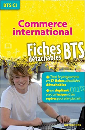 En ligne Commerce international BTS N.E pdf, epub ebook
