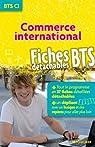 Commerce international BTS N.E par Filali