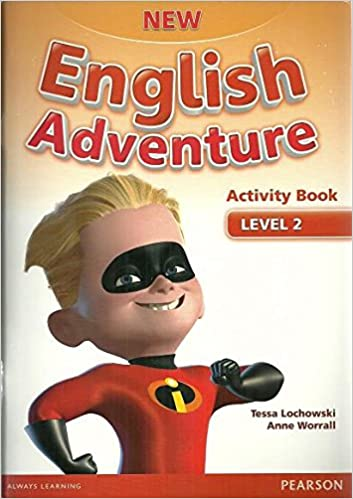 New English Adventure 2