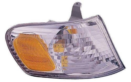 For 2001 2002 Toyota Corolla Turn Signal Corner Light lamp Assembly Passenger Right Side Replacement Capa Certified TO2531137