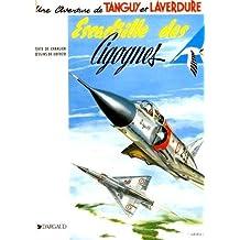 Escadrille des cigognes (l') tanguy-laverdure 04