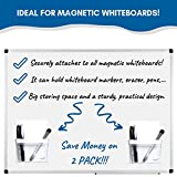Magnetic Pen Holder for Refrigerator with Strong