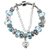 Best Birthday Gifts For 10 Year Old Girls - White Birch Charm Bracelet & Charm for Pandora Review