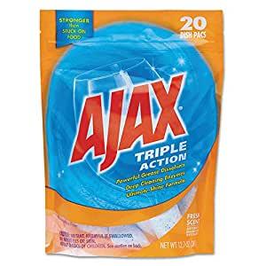 Ajax 20CT Dish Pack