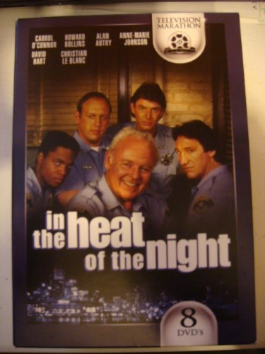 In the Heat of the Night-24 Hr Marathon Set (In The Heat Of The Night Complete Series)