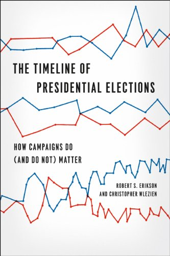 The Timeline of Presidential Elections: How Campaigns Do (and Do Not) Matter (Chicago Studies in American Politics) ()