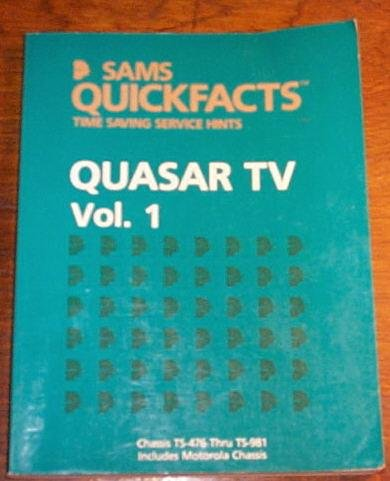 affordable Sams Quickfacts Quasar TV Vol. 1