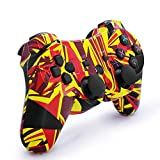 LYXF Wireless Controller Bluetooth Gamepad Support Any Software for The PS3 Host Version [Give Gift for Boys],Yellow