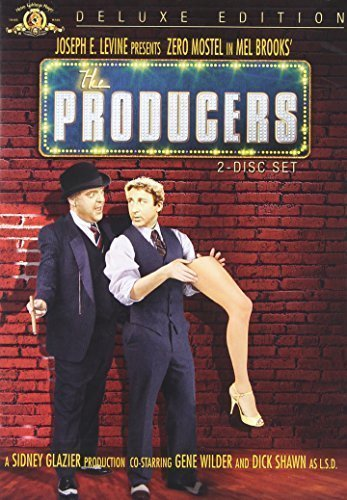 The Producers (Deluxe Edition) by 20th Century Fox by Mel Brooks