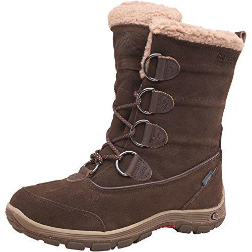 Karrimor Cordova pour chaussures bottes de neige pour femme Brun foncé
