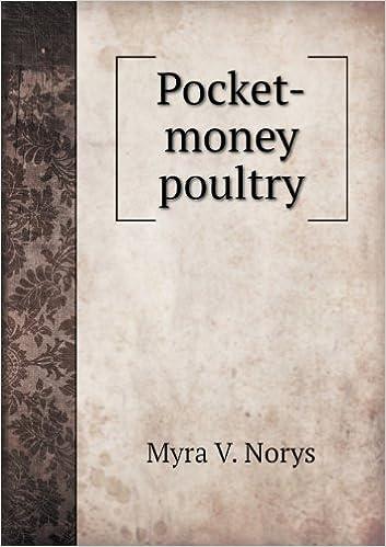 Book Pocket-Money Poultry
