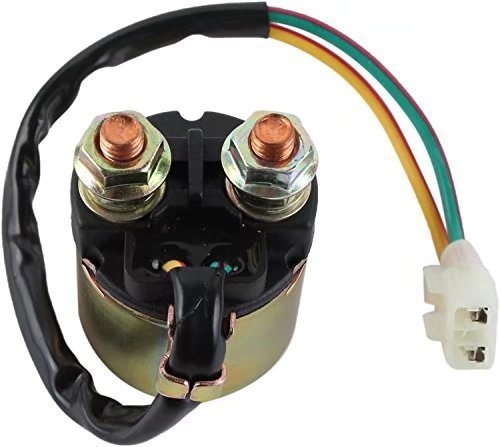 Starter Solenoid Relay Switch for Honda 350 TRX350 Fourtrax Rancher 2000 2001 2002 2003 2004 2005 2006 by Amhousejoy rahc