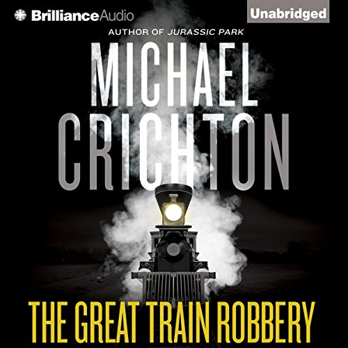 The Great Train Robbery cover